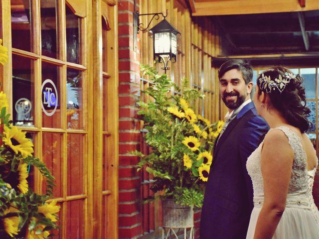 El matrimonio de Cristian y Javiera en Graneros, Cachapoal 18