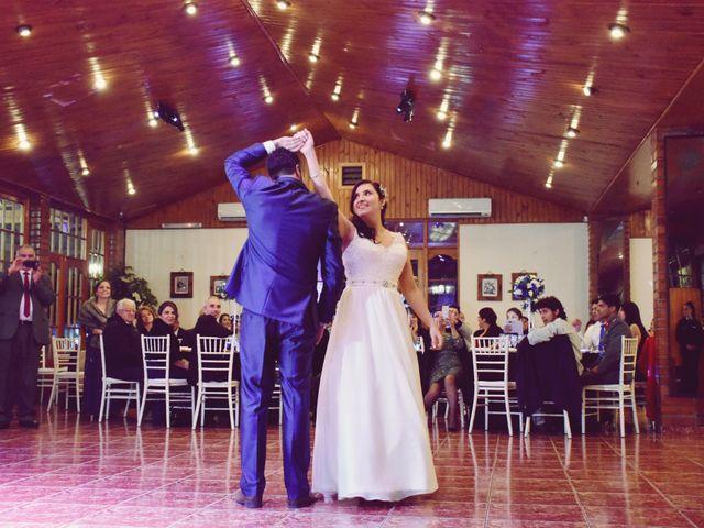 El matrimonio de Cristian y Javiera en Graneros, Cachapoal 19