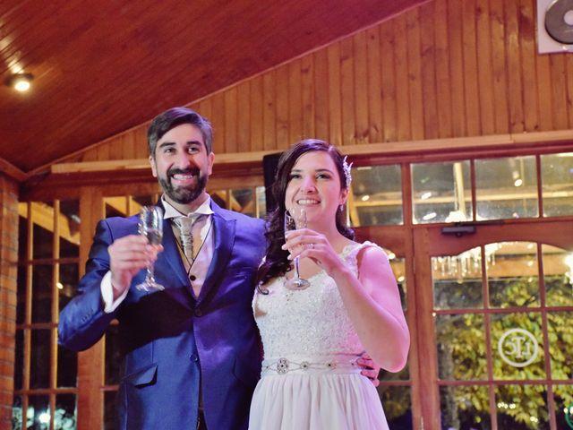El matrimonio de Cristian y Javiera en Graneros, Cachapoal 22