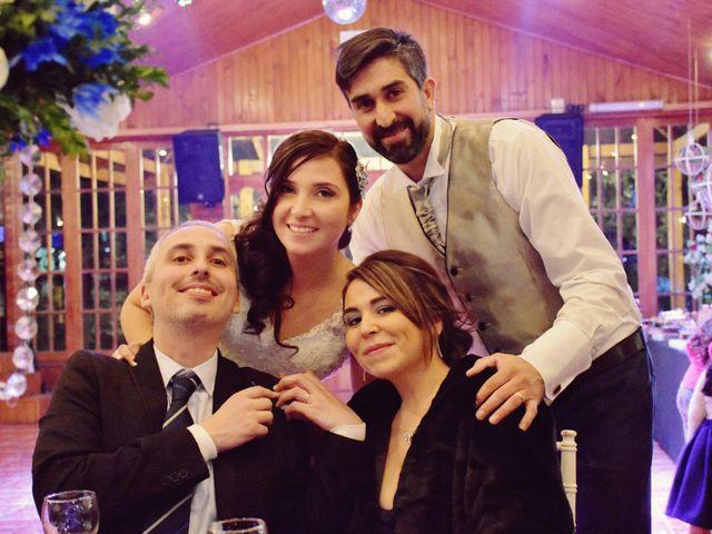 El matrimonio de Cristian y Javiera en Graneros, Cachapoal 23