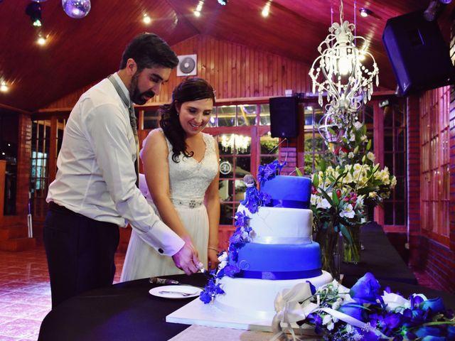 El matrimonio de Cristian y Javiera en Graneros, Cachapoal 24