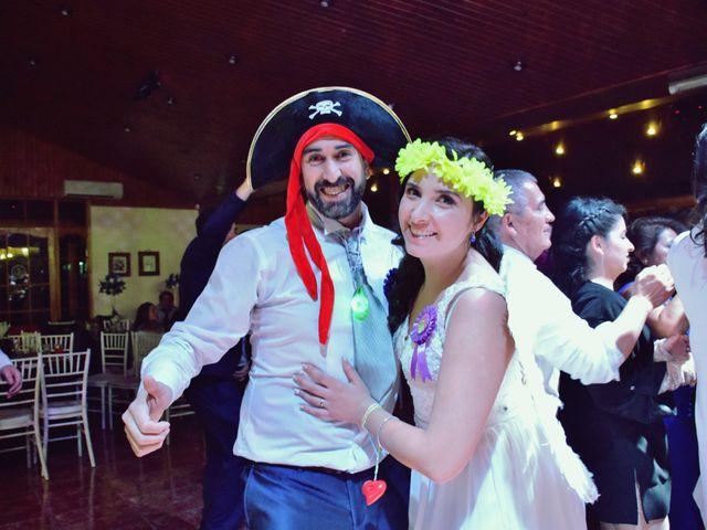 El matrimonio de Cristian y Javiera en Graneros, Cachapoal 25