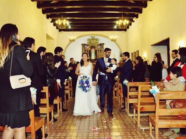 El matrimonio de Cristian y Javiera en Graneros, Cachapoal 31
