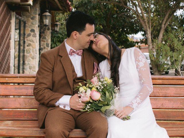 El matrimonio de Ruth y Jorge