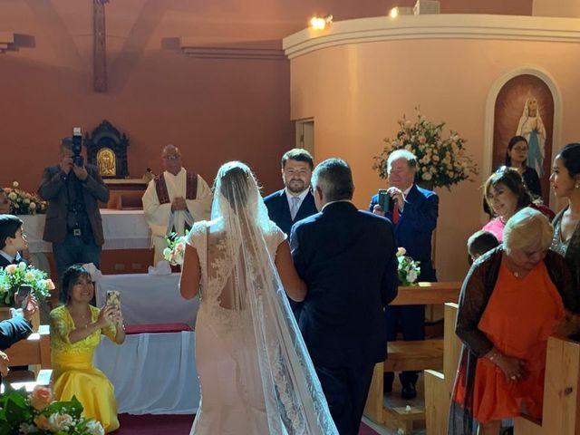 El matrimonio de Cristofer y Marsella en La Serena, Elqui 6