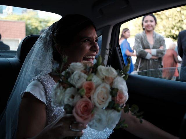 El matrimonio de Cristofer y Marsella en La Serena, Elqui 8