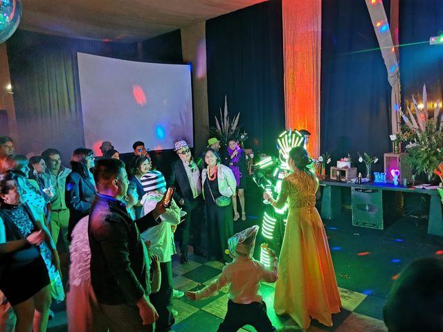 El matrimonio de Cristofer y Marsella en La Serena, Elqui 15
