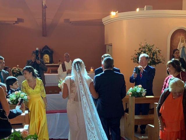 El matrimonio de Cristofer y Marsella en La Serena, Elqui 22