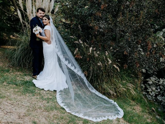 El matrimonio de Cristofer y Marsella en La Serena, Elqui 26
