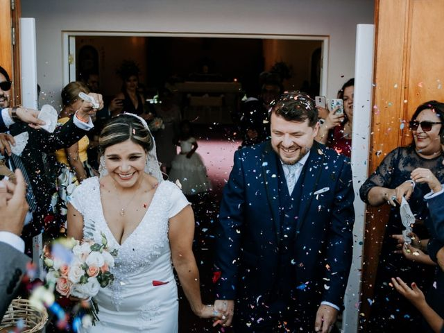 El matrimonio de Cristofer y Marsella en La Serena, Elqui 27