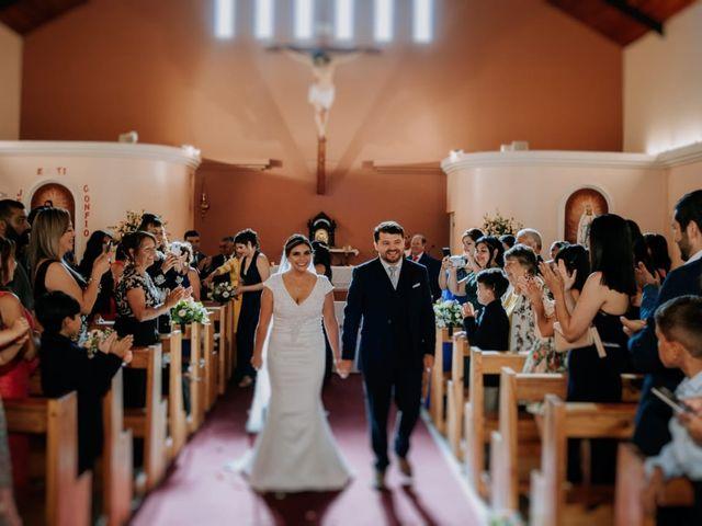 El matrimonio de Cristofer y Marsella en La Serena, Elqui 28