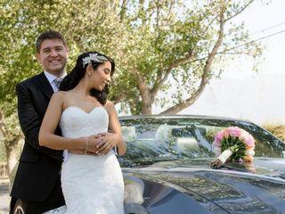 El matrimonio de Jessica y Nicolas