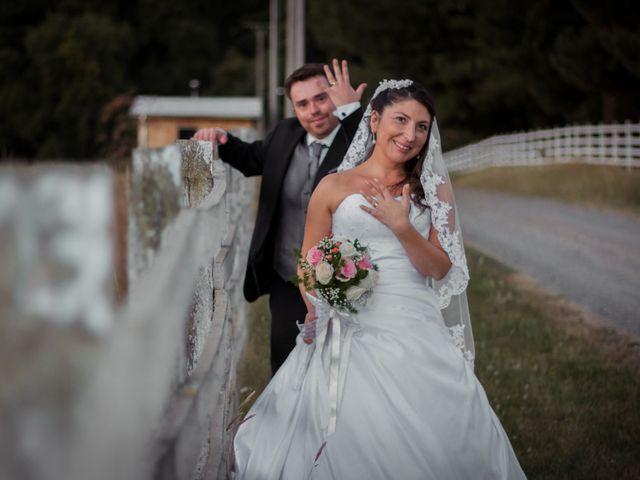 El matrimonio de Andrea y Cristian