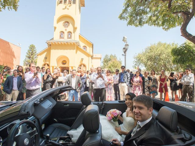 El matrimonio de Nicolas y Jessica en Isla de Maipo, Talagante 19