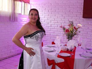 El matrimonio de Solange y Luis 1