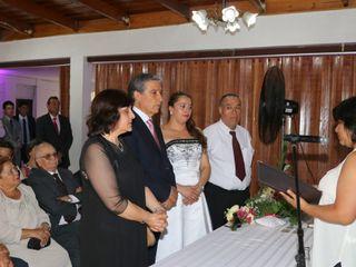 El matrimonio de Solange y Luis 3