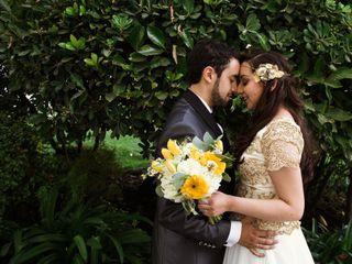 El matrimonio de Alexandra y Gerardo 1