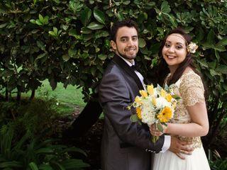 El matrimonio de Alexandra y Gerardo 2