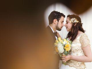 El matrimonio de Alexandra y Gerardo