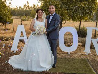 El matrimonio de Álex y Liliana