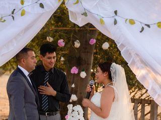El matrimonio de Álex y Liliana 3