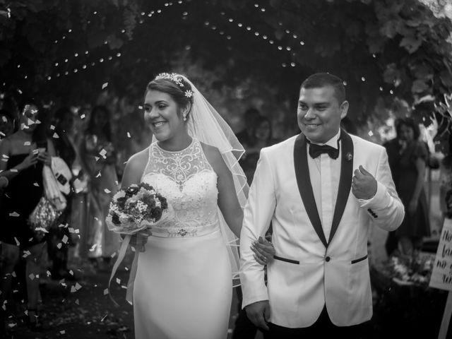 El matrimonio de Rebeca y Nelson