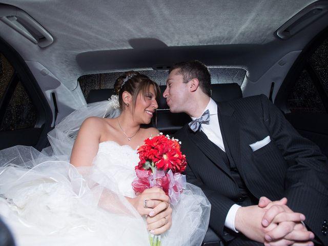 El matrimonio de Cristina y Manuel