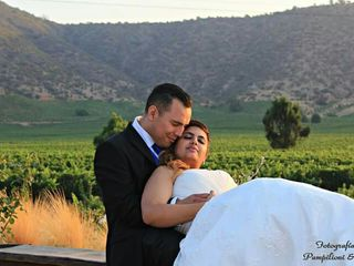 El matrimonio de Catalina de las Mercedes   y Nicolás Andrés 2