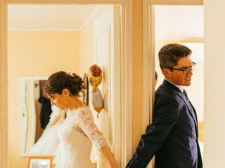 El matrimonio de Eric  y Paulina 1