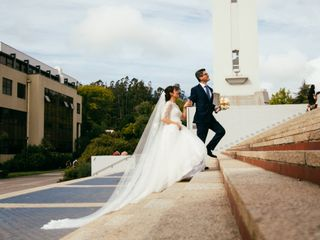 El matrimonio de Eric  y Paulina