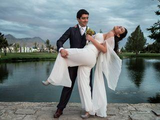 El matrimonio de Andrea y Antonio