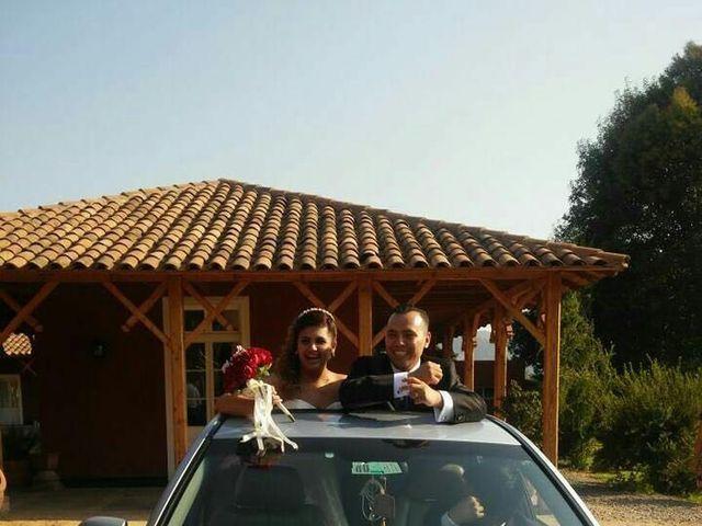 El matrimonio de Nicolás Andrés y Catalina de las Mercedes   en Melipilla, Melipilla 3