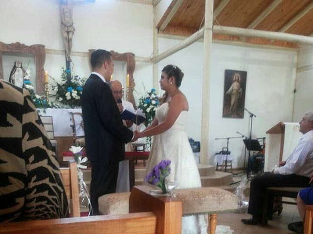 El matrimonio de Nicolás Andrés y Catalina de las Mercedes   en Melipilla, Melipilla 8