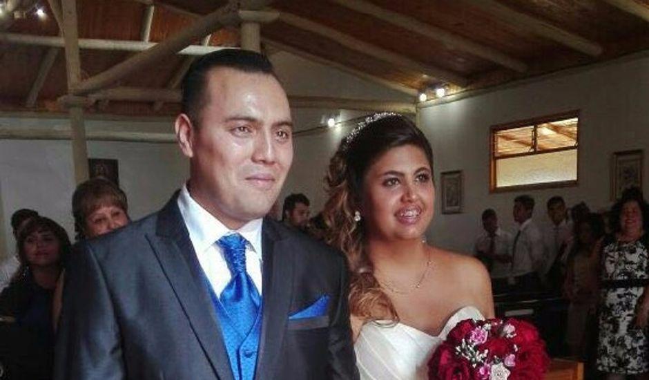El matrimonio de Nicolás Andrés y Catalina de las Mercedes   en Melipilla, Melipilla