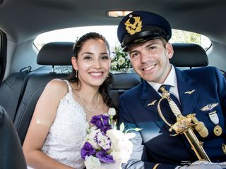 El matrimonio de Fernanda y Felipe
