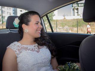 El matrimonio de Erika y Israel 2