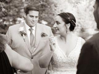 El matrimonio de Lorena y Gustavo 1