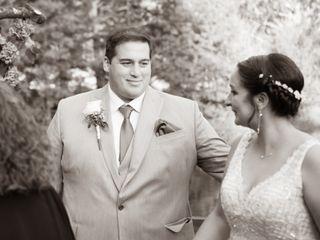 El matrimonio de Lorena y Gustavo 2