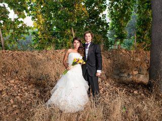 El matrimonio de Karla y Javier