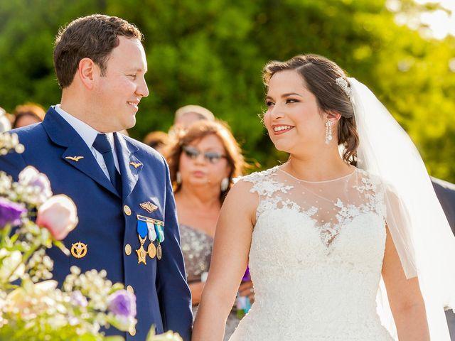 El matrimonio de Maria del Rosario y Carlos