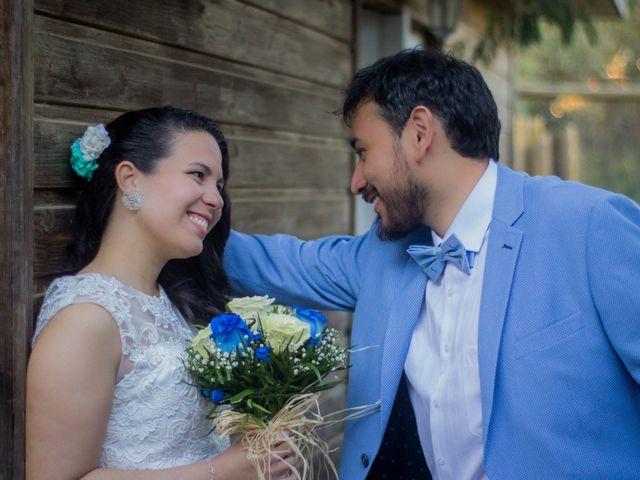 El matrimonio de Erika y Israel