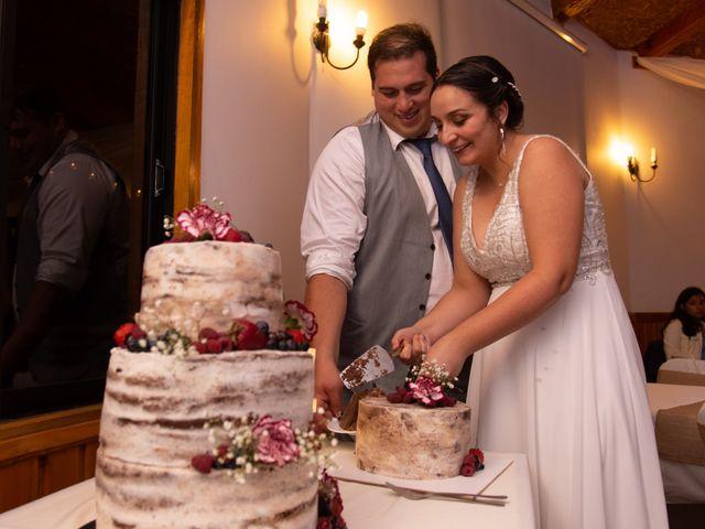 El matrimonio de Lorena y Gustavo