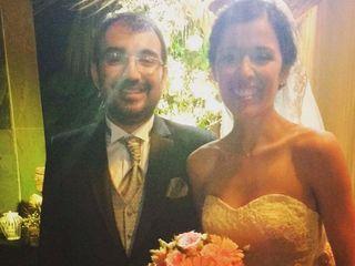 El matrimonio de Natalia y Sebastián 2