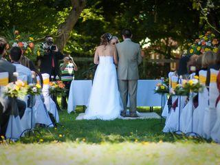 El matrimonio de Irene y Marquito 1