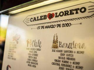 El matrimonio de Loreto y Caleb 2