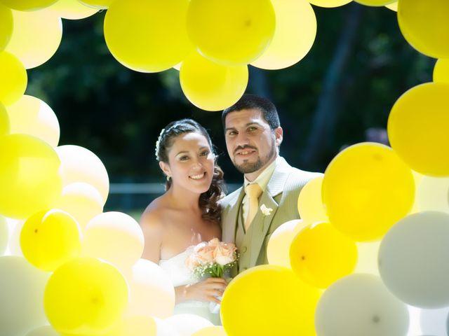 El matrimonio de Irene y Marquito
