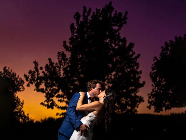 El matrimonio de Loreto y Caleb