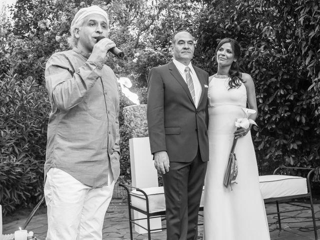 El matrimonio de Savka y Jose Manuel