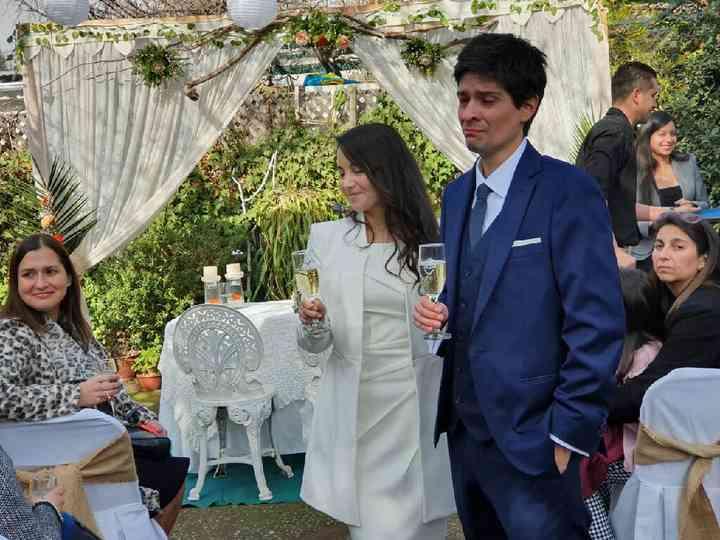 El matrimonio de Yeng Quin y Esteban