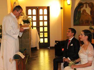 El matrimonio de Consuelo y Franco 2